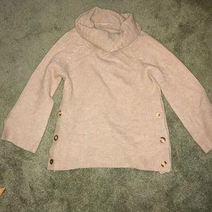 White and warren cashmere sweater